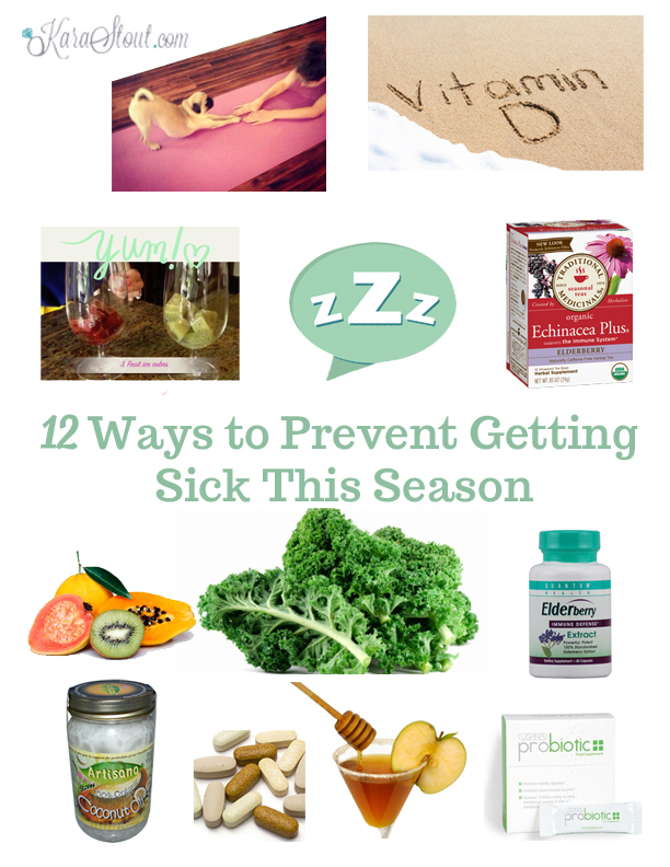 Apple Cup Game Time >> 12 Ways to Prevent Getting Sick This Season | Dallas Nutritionist | Nutrition By Kara