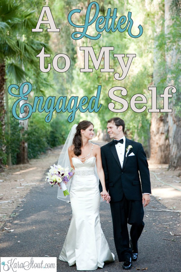 A Letter to My Engaged Self
