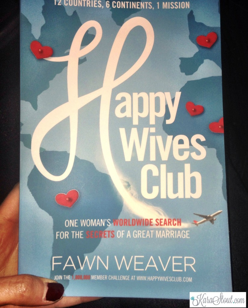 Happy Wives Club book