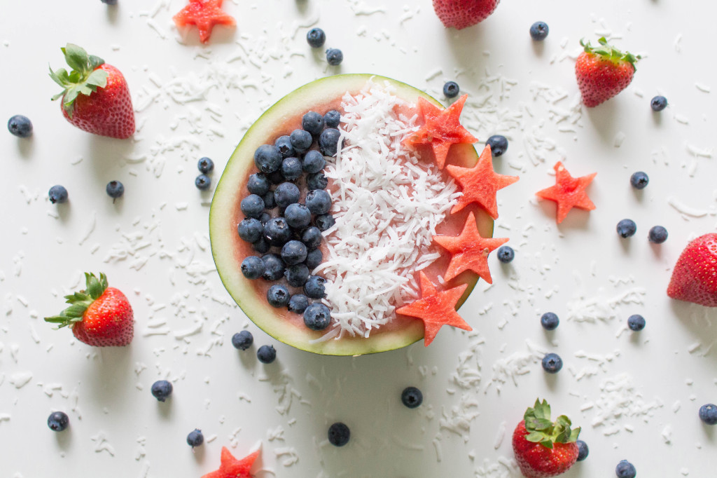 Stars & Stripes Smoothie Bowl