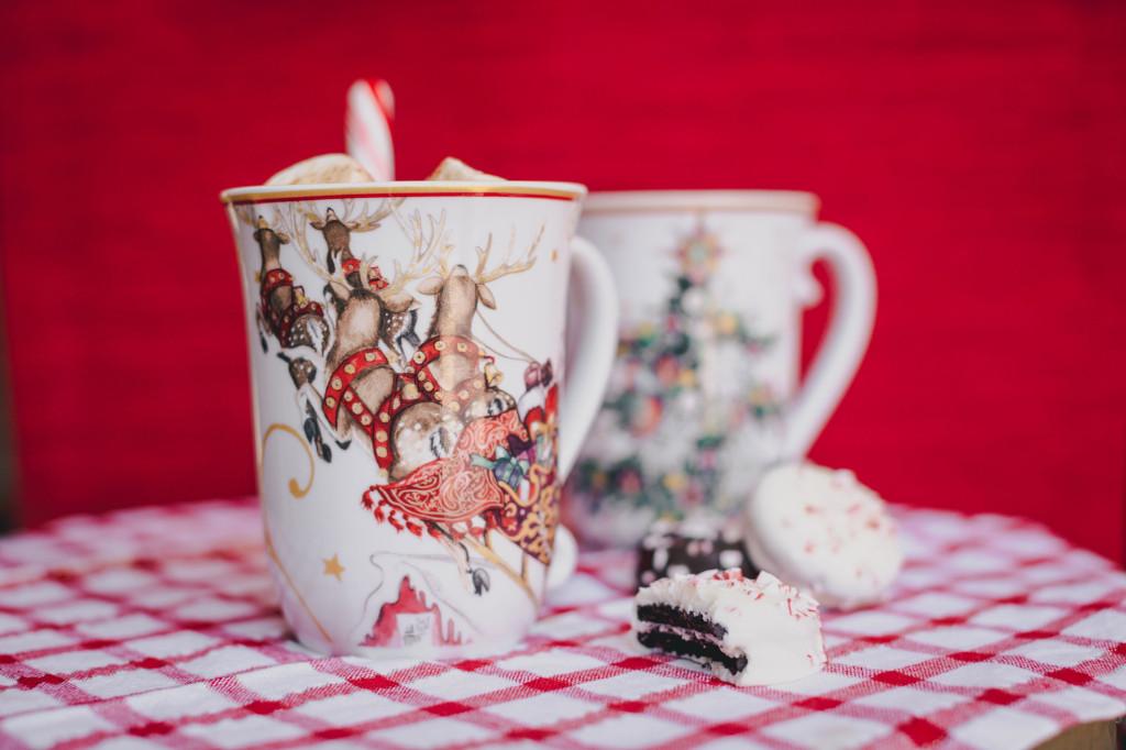 Santa's Spiked Hot Cocoa
