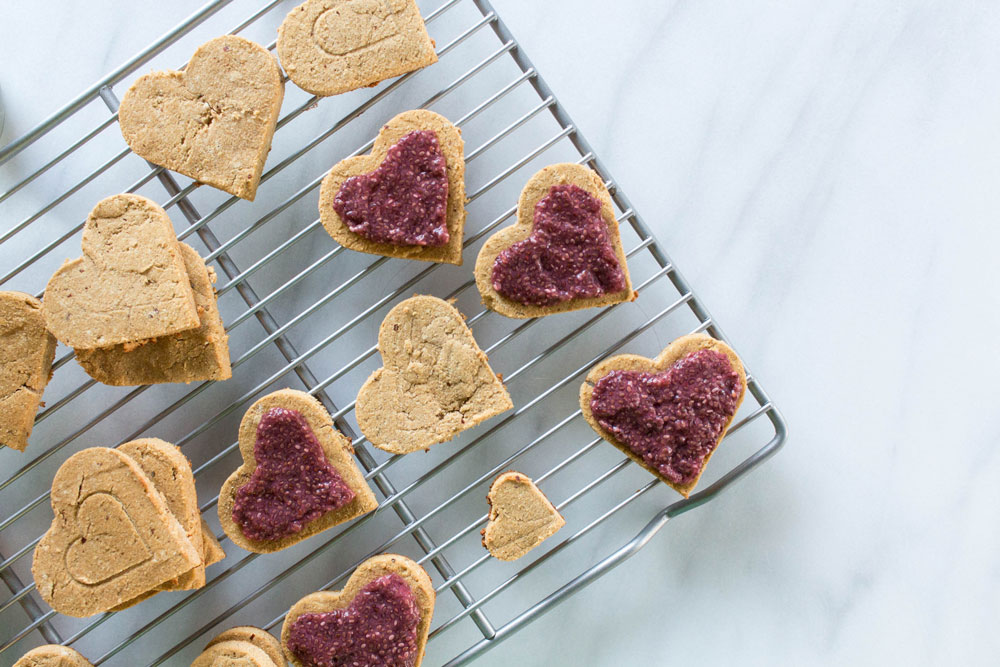 Gluten-Free Valentine's Day Cookies Photo