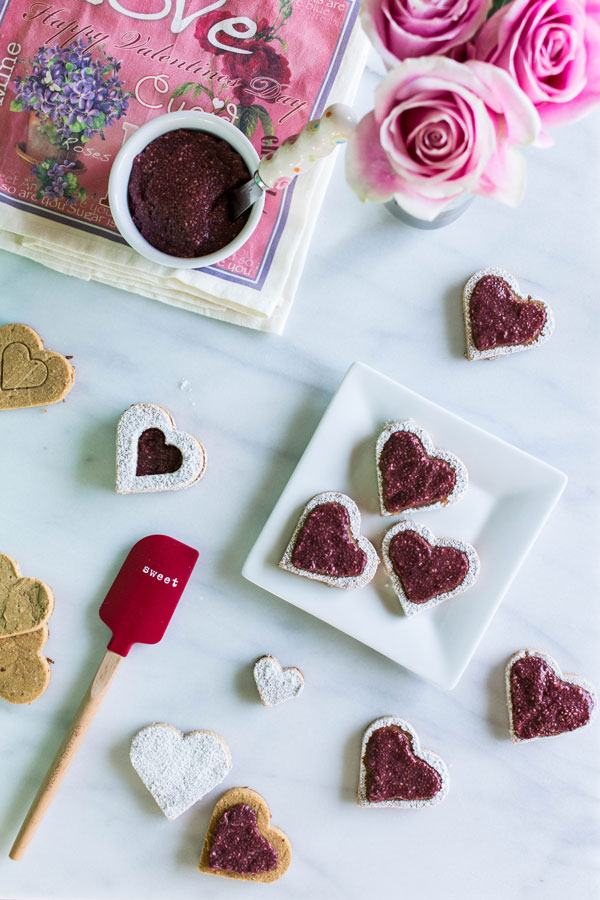 Biscuit + Jam Valentine's Day Cookies